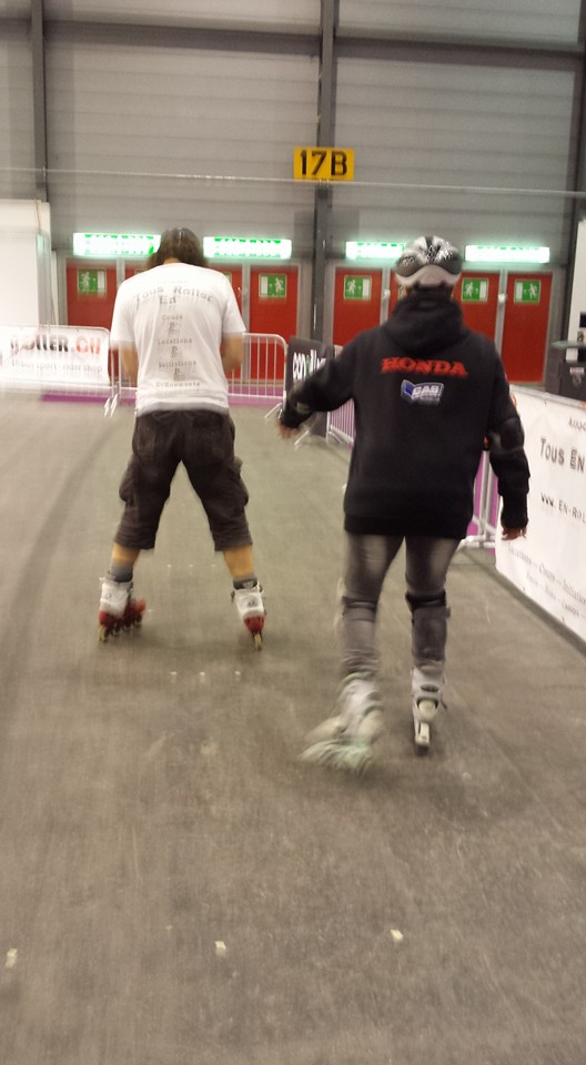 Cours roller 1